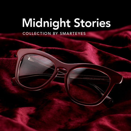 Ny kollektion I Midnight Stories Collection by Smarteyes