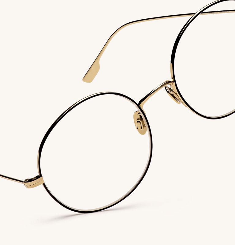 Skandinavisk minimalisme - briller