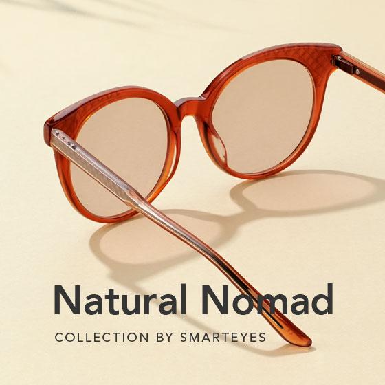 Ny kollektion I Natural Nomad Collection by Smarteyes