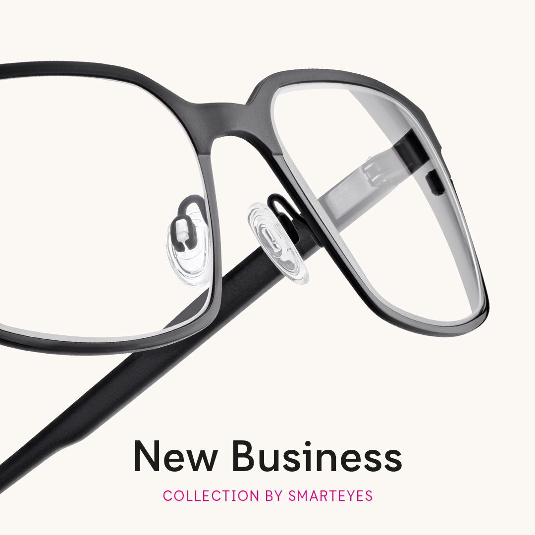 Ny kollektion I New Business Collection by Smarteyes