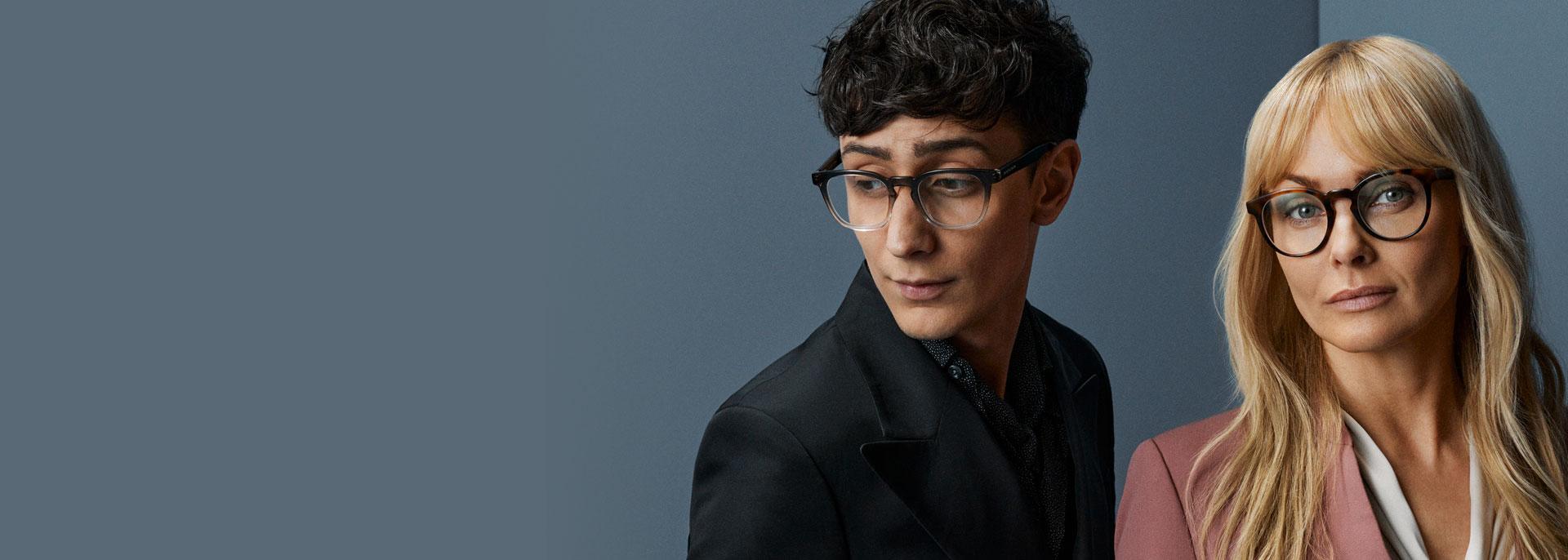 Ny brillekollektion I Oscar Jacobson X Smarteyes