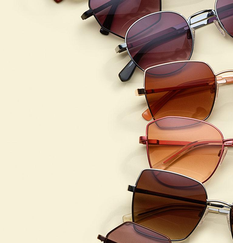 Design dine egne solbriller med styrke