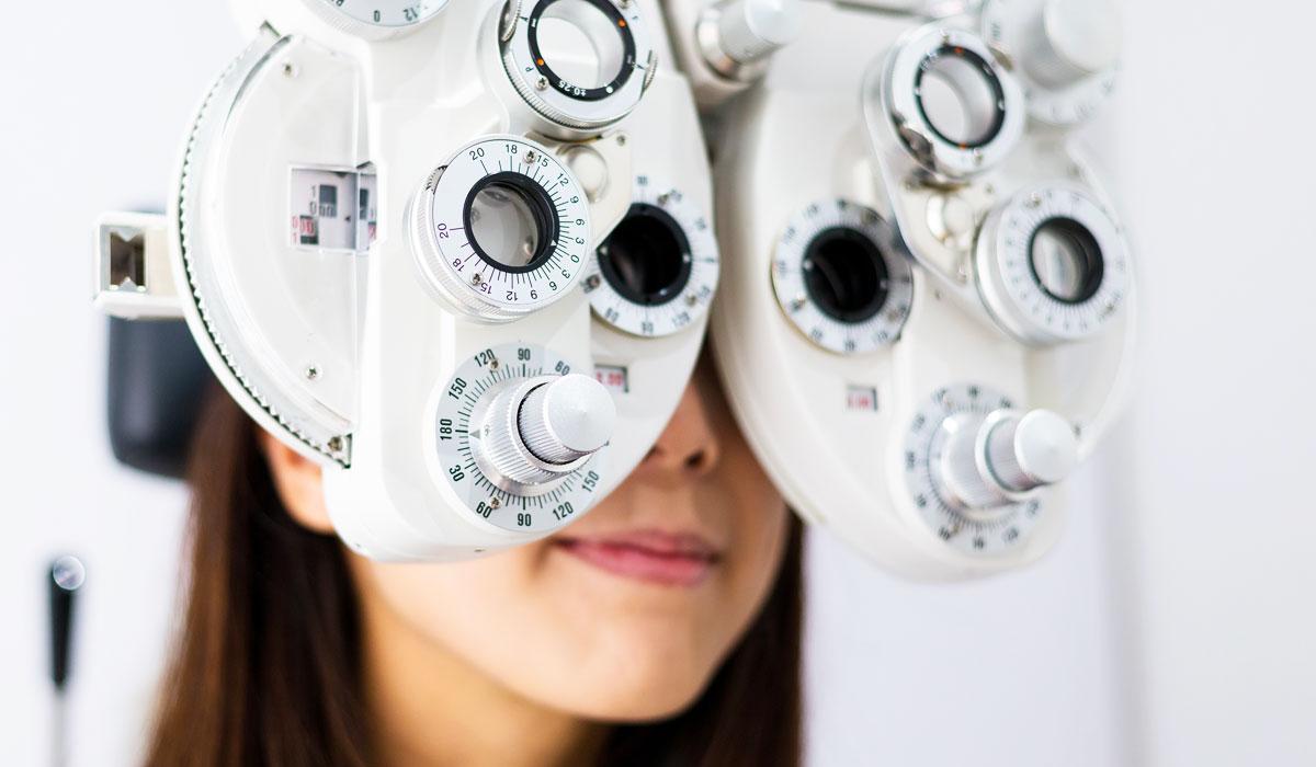 Lad Smarteyes foretage din synsprøve