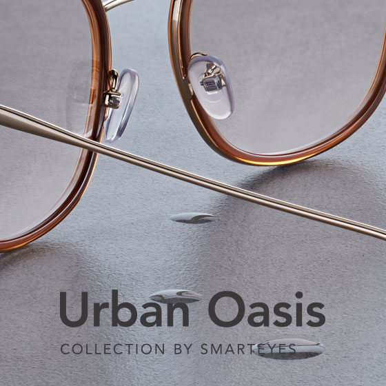 Ny kollektion I Urban Oasis Collection by Smarteyes