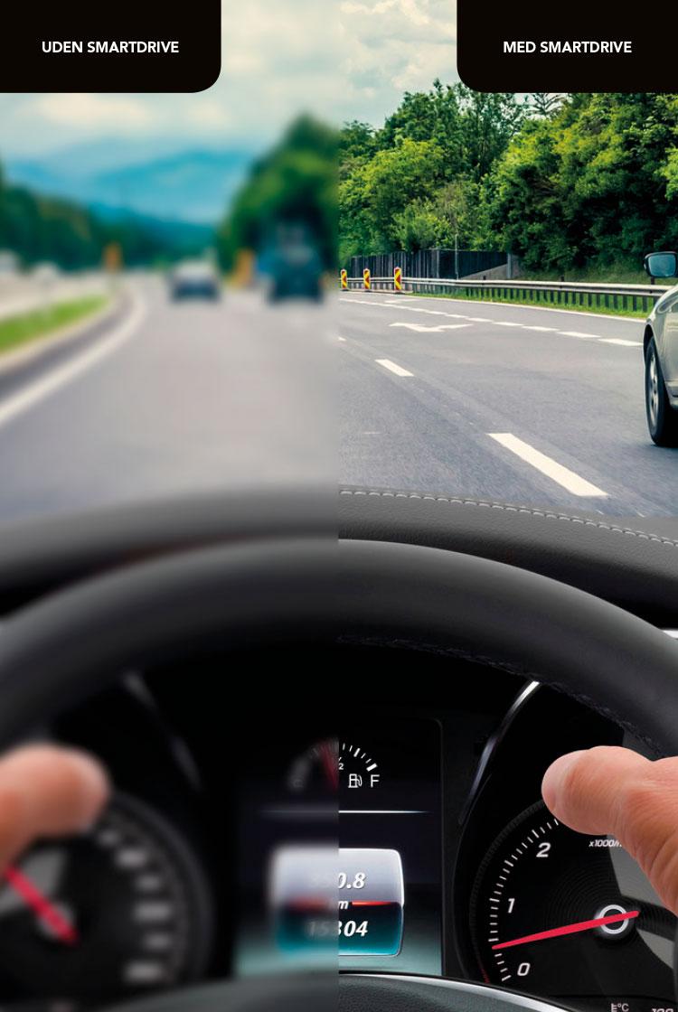 Øg din sikkerhed på vejen med kørebriller fra Smarteyes