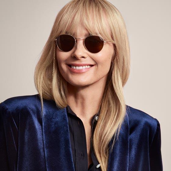 Solbriller med eller uden styrke fra Smarteyes