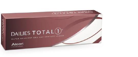 Dailies total 1 kontaktlinser fra Alcon