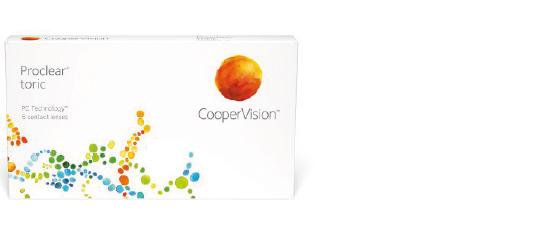 proclear multifocal xr kontaktlinser fra coopervision